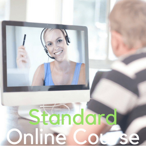 standard online course