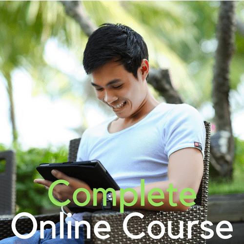 complete online course