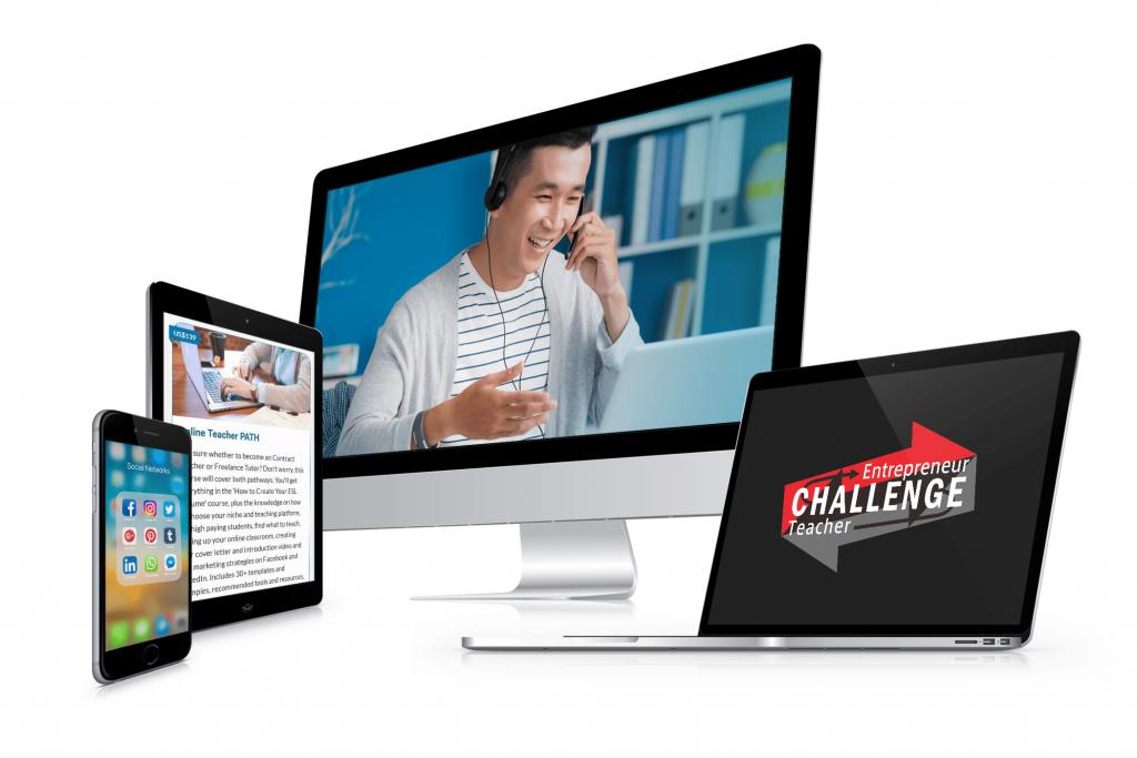 Entrepreneur Online Teacher Bundle