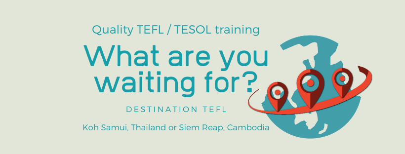 Destination TEFL