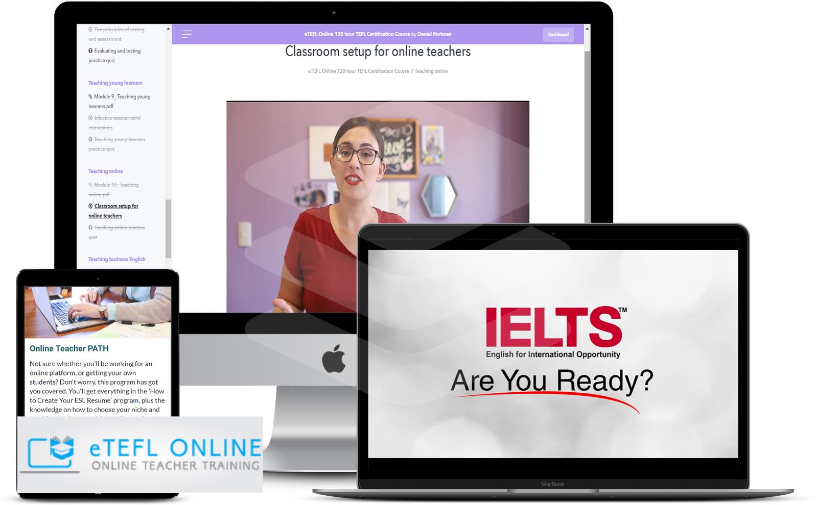 Complete Mentorship Bundle - eTEFL Online