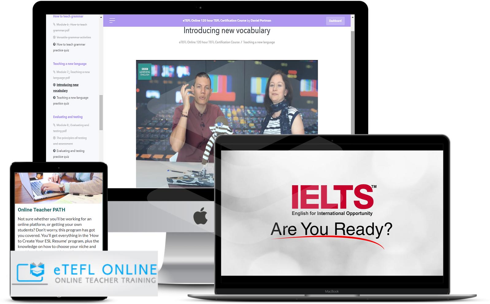 Mentorship Upgrade - eTEFL Online