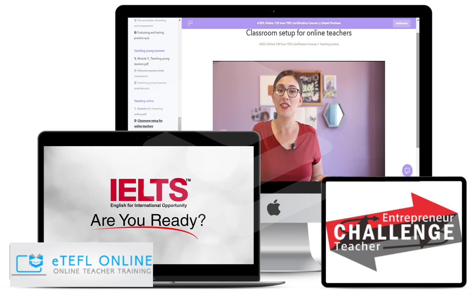 Entrepreneur Online Teacher Bundle - eTEFL Online