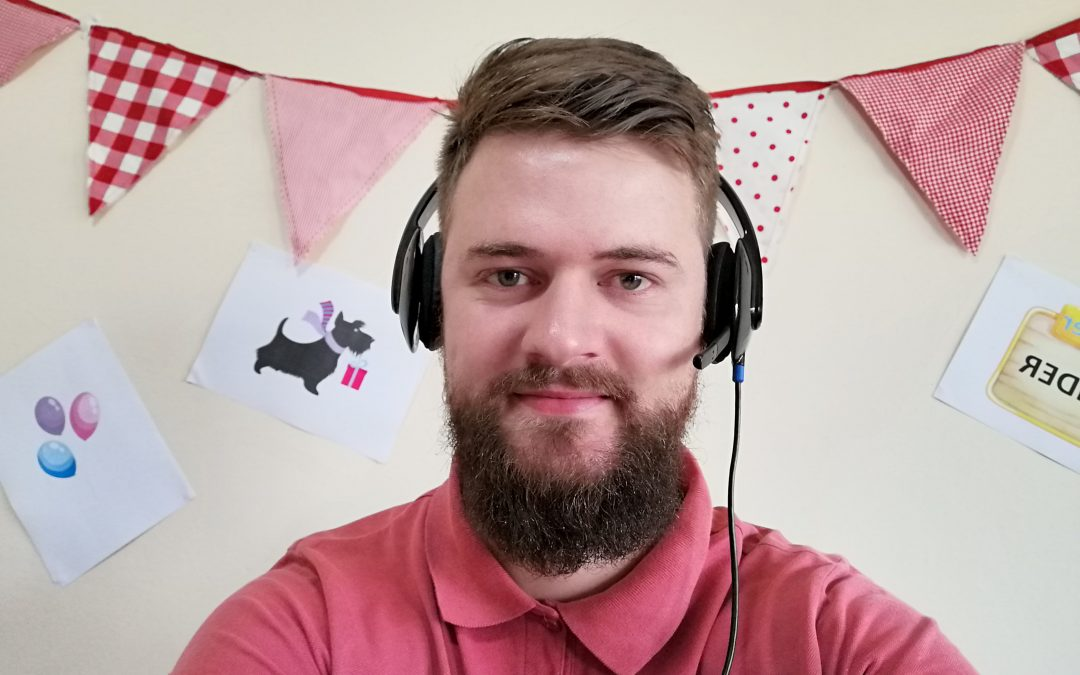 An interview with Zander Botha, eTEFL Online graduate and part-time Online English Teacher from South Africa.