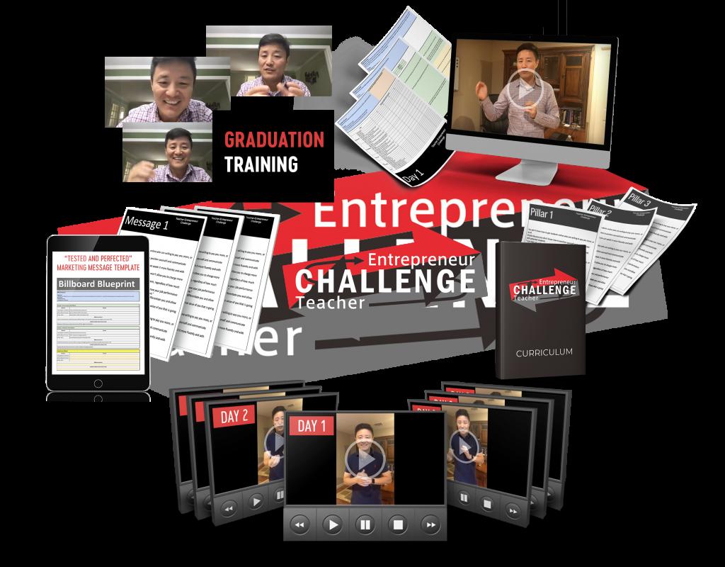 Teacher Entrepreneur Challenge